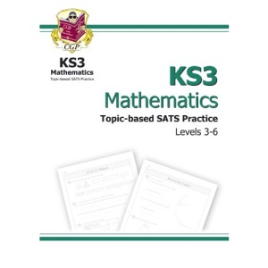 KS3 Maths: KS3 Maths Levels 3-6 Essential Exam Practice and Answerbook Multipack (Essential SATs Practice)