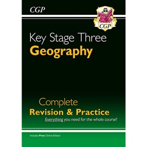 KS3 Geography Complete Revision & Practice (with Online Edition): superb for catch-up and learning at home (CGP KS3 Humanities)