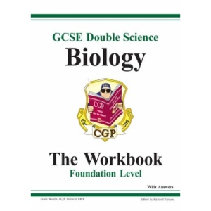 GCSE Double Science: Biology Workbook (with Answers) - Foundation (Foundation Level Workbook)