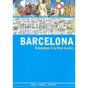 Barcelona Citymap Guide - 2nd Edition (Everyman Citymap Guides)
