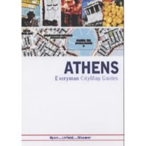 Athens Everyman MapGuide (Everyman MapGuides)