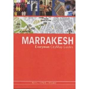 Marrakesh Citymap Guide (Everyman MapGuides)