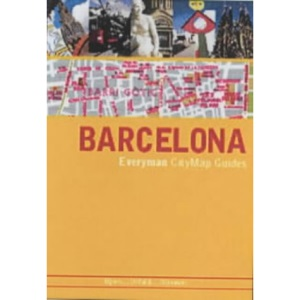 Barcelona Citymap Guide - 3rd edition (Everyman Citymap Guides)