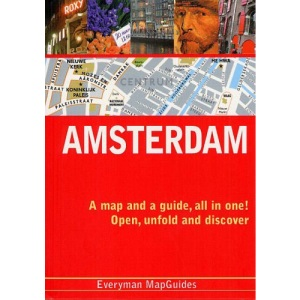 Amsterdam Citymap Guide: Second revised edition (Everyman MapGuides)