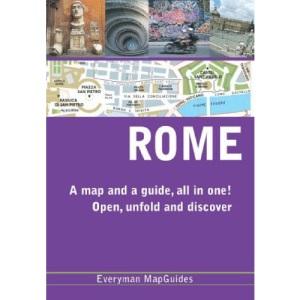 Rome 3 Citymap Guide (Everyman MapGuides)
