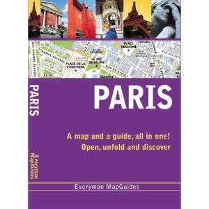Paris EveryMan MapGuide 2007 (Everyman MapGuides)