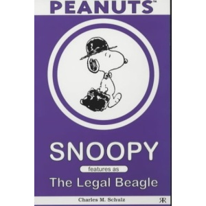 Snoopy Features as the Legal Beagle (Peanuts Pocket)