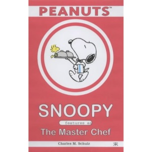 Snoopy Features as the Master Chef (Peanuts Pocket)