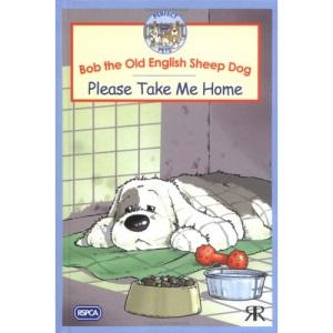 RSPCA Perfect Pets: Bob the Old English Sheepdog: Please Take Me Home