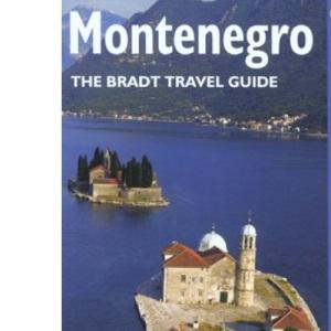 Montenegro (Bradt Travel Guide Montenegro) (Bradt Travel Guides)