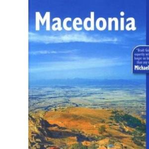 Macedonia (Bradt Travel Guides)