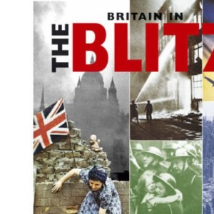Britain in the Blitz with CD