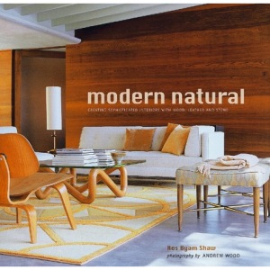Modern Natural: Creating Sophisticated Interiors with Wood, Leather and Stone