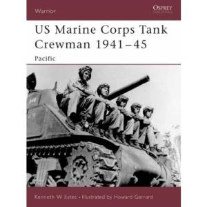 US Marine Corps Tank Crewman, 1941-45: Pacific (Warrior)