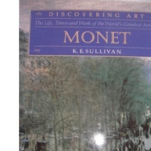 Monet (Discovering Art)