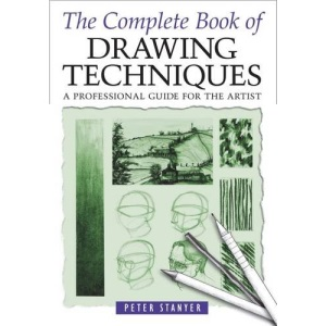 The Complete Book Of Drawing Techniques.