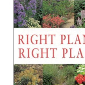 Right Plant, Right Place (Gardening Essentials)