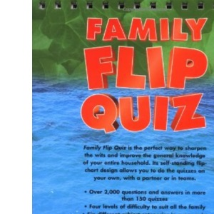 General Knowledge (Family Flip Quiz)