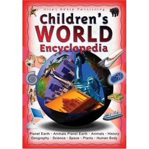 Children's World Encyclopedia (256 flexis)