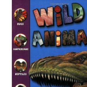 Little and Large Sticker Activity - Wild Animals (Little and Large Sticker Activity Books)