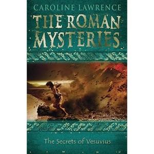 The Secrets of Vesuvius: Roman Mysteries 2 (The Roman Mysteries)