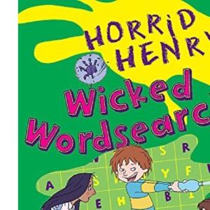 Horrid Henry's Wicked Wordsearches: Bk. 8
