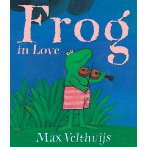 Frog in Love (Frog Series)