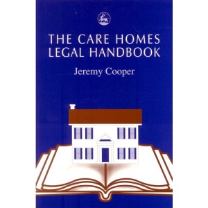 The Care Homes Legal Handbook
