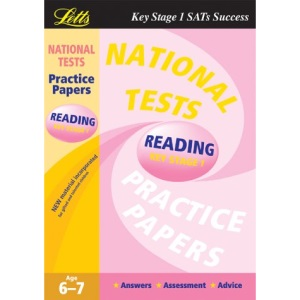 Reading (Key stage 1) (National Test Practice Papers)