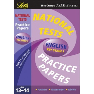 National Test Practice Papers 2003: English Key stage 3