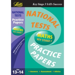 National Test Practice Papers 2003: Maths Key stage 3