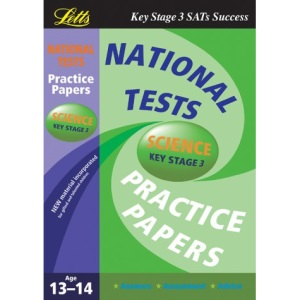 National Test Practice Papers 2003: Science Key stage 3