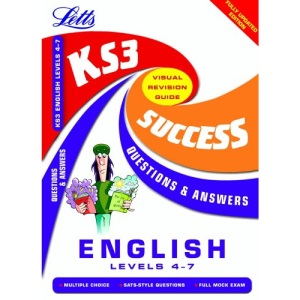 KS3 English Q&A Success Guides: Levels 4-7 (Key Stage 3 Success Guides Questions & Answers S.)