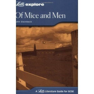 GCSE Of Mice and Men (Letts Explore)