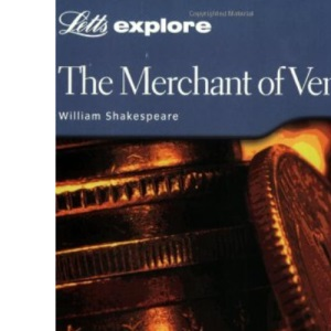 GCSE Merchant of Venice (Letts Explore)