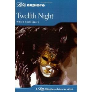 GCSE Twelfth Night (Letts Explore)