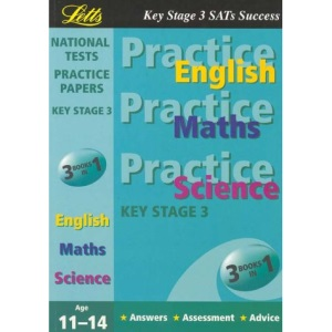 KS3 Practice Paper Bind-Up (National Test Practice Papers (Combined) S.)