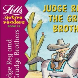 Judge Reg and the Grudge Brothers (Active Readers Series)