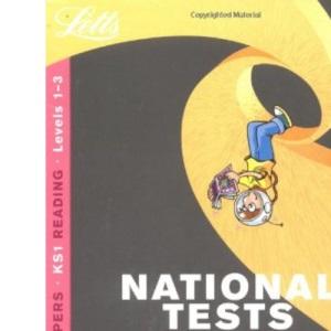 KS1 Reading: (SATs/National Tests Practice Paper Folders): levels 1-3