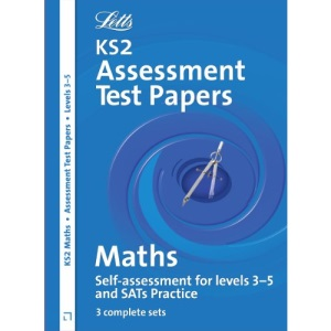 KS2 Maths: Levels 3-5 (SATs/National Tests Practice Paper Folders)