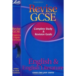 Revise GCSE English and English Literature Study Guide (GCSE Revision)