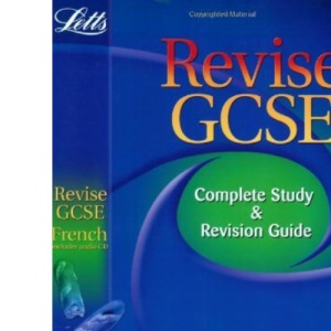 Revise GCSE French Study Guide (GCSE Revision) (Letts Revise GCSE)