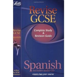 Letts Revise GCSE - Revise GCSE Spanish (2010 exams only)