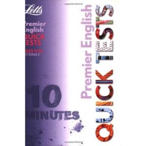 KS2 9-10 English Premier 10 Minute Quick Tests