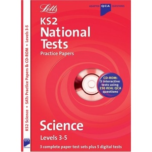 KS2 Science (SATs/National Test Practice Papers)
