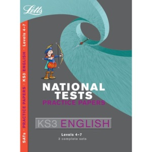 Letts Key Stage 3 Practice Test Papers – KS3 National Test Practice Papers English: New Play
