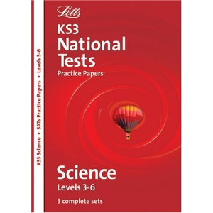 Letts Key Stage 3 Practice Test Papers - KS3 Science 3-6 National Test Practice Papers: Levels 3-6