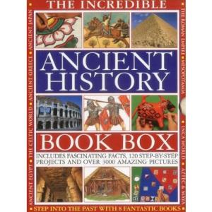 The Incredible Ancient History Book Box (8 Book Box)