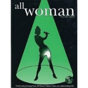 All Woman Collection: v. 3: (Piano, Vocal, Guitar): Vol 3