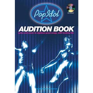"""Pop Idol"" Audition Book (Imp)"